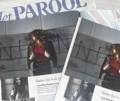 Lara Rose interviewed by Het PAROOL